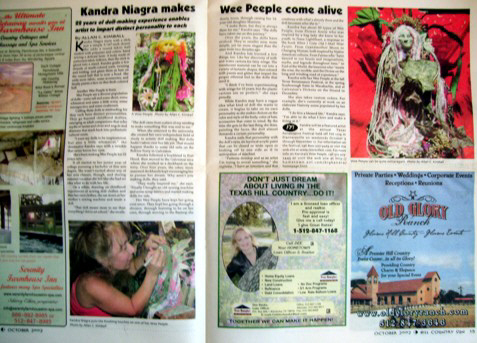 The Wee Peeple June Newsletter - Issue 28 weepeeple com